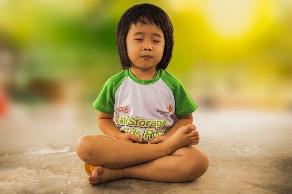 what meditation looks like